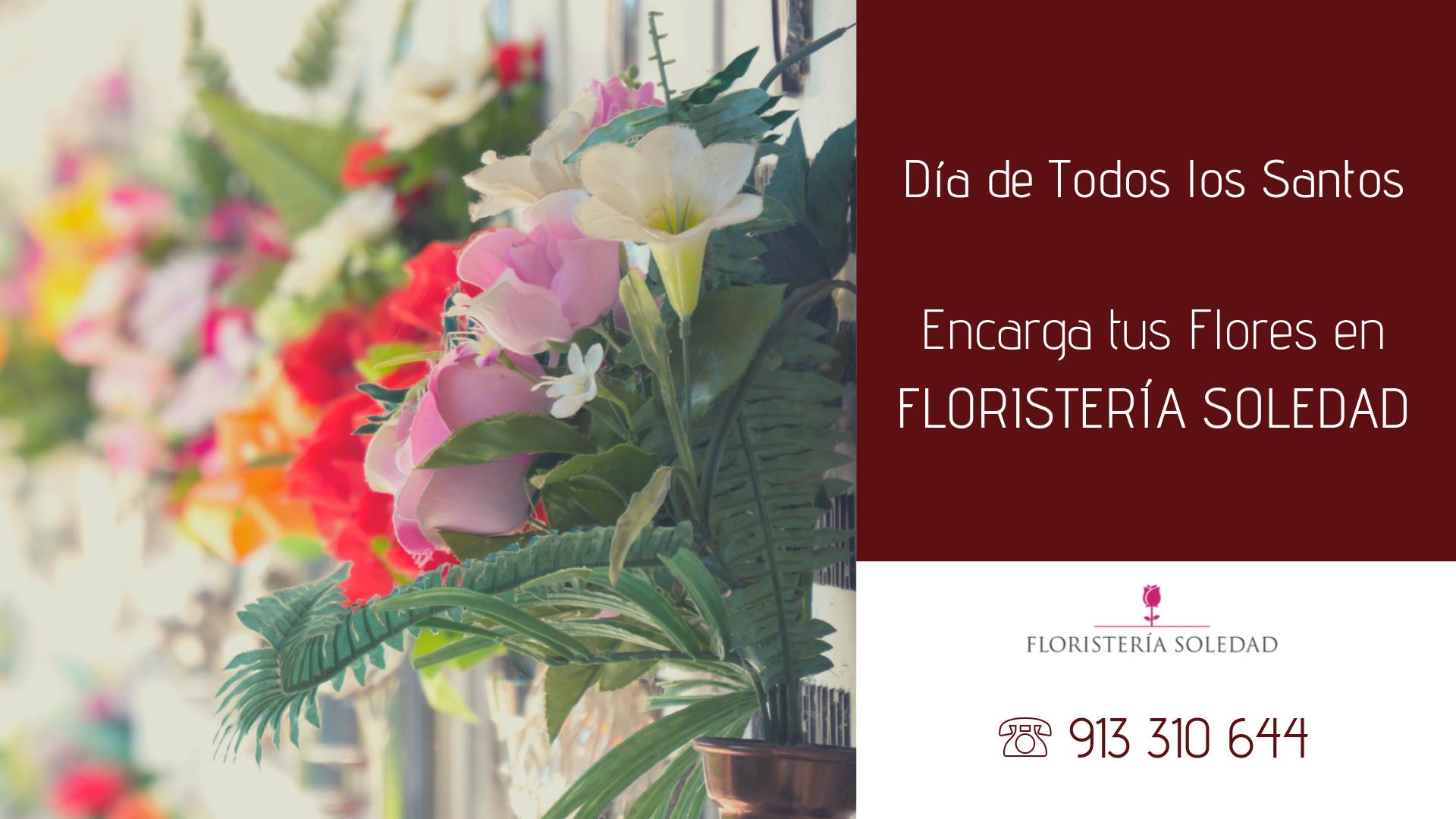 Floristería En Vallecas